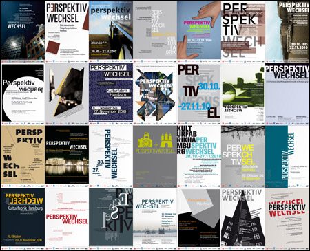 Perspektivwechsel – 28 Plakate
