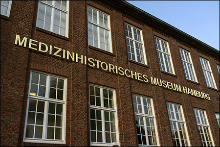 Medizinhistorisches Museum Hamburg — Michael Wassenberg — www.butschinsky.de