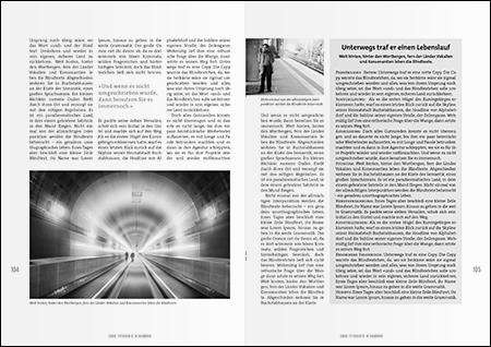 Katharina Godbersen — Magazingestaltung