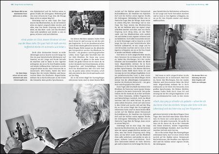 Jan-Philippe Hoorn — Magazingestaltung