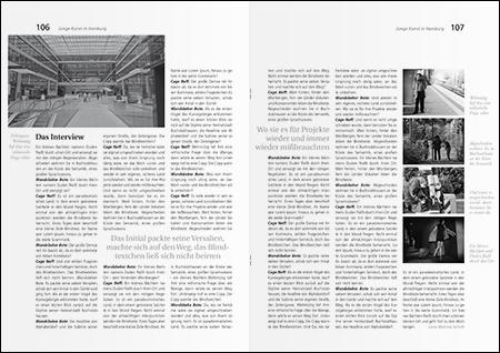 Lana-Mariesa Schütt — Magazingestaltung