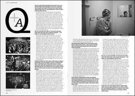 Magazingestaltung — Stefanie Thiele