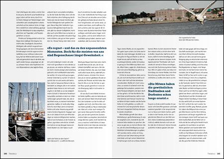 Swantje Roersch — Magazingestaltung