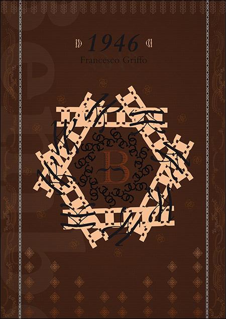 Typo-Textur von Aysegül Suna