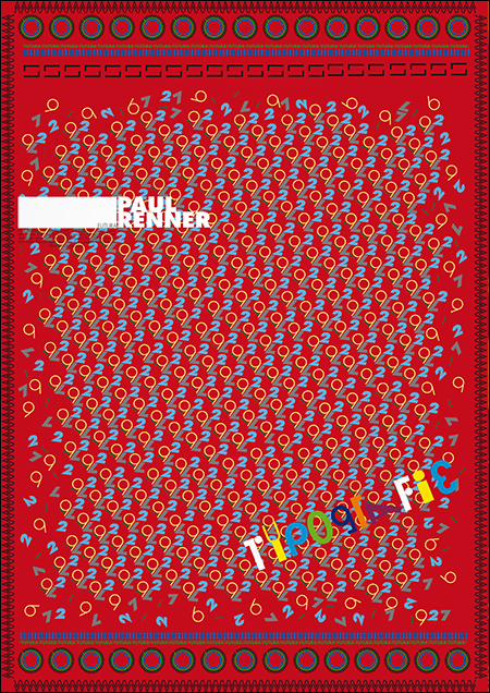 Typo-Textur von Jan-Torben Ginschel